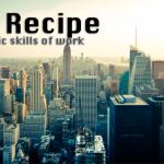 目標の考え方と立て方 ー 自己管理のベーシックレシピ