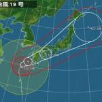 台風の進路予測の表現方法は、ビジネスの予測にも使える