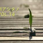4月ははじまりの季節なのですー週刊アシタノ vol.14