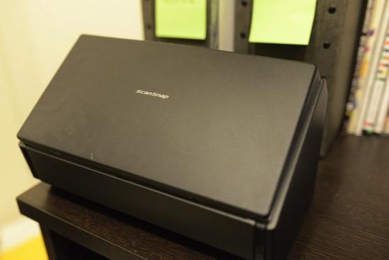 ScanSnap iX500とScanSnap Cloudの最強さったら